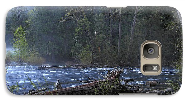 Galaxy Case featuring the photograph Merced River by Duncan Selby