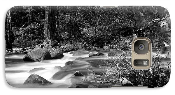 Galaxy Case featuring the photograph Merced River by Jason Abando