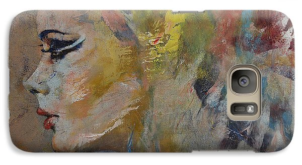 Mermaid Galaxy S7 Case - Mermaid by Michael Creese