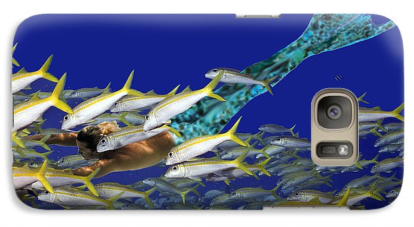 Merman Galaxy S7 Case