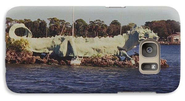 Merritt Island River Dragon Galaxy S7 Case