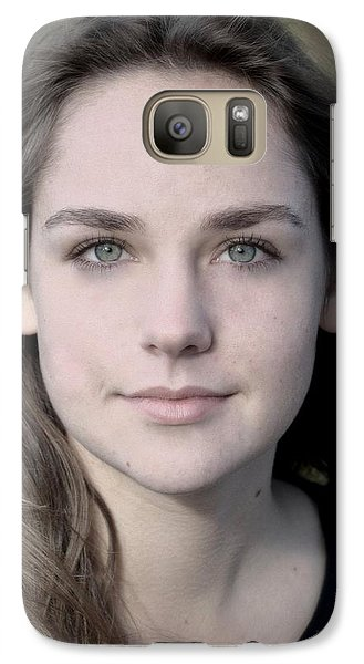 Galaxy Case featuring the photograph Mesmerizing by Barbara Dudley