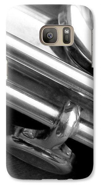 Galaxy Case featuring the photograph Metallic  by Lisa Phillips