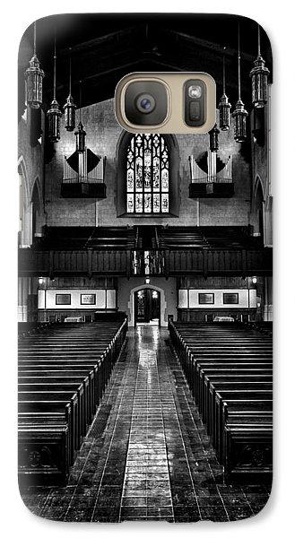 Galaxy Case featuring the photograph Metropolitan United Church 2 Toronto Canada by Brian Carson