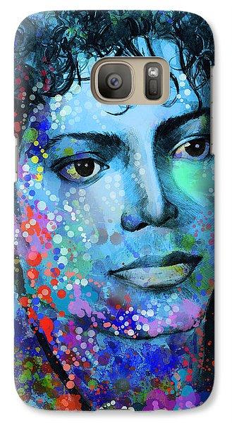 Michael Jackson 14 Galaxy S7 Case