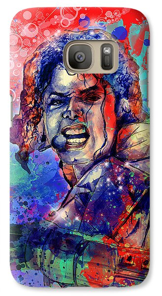 Michael Jackson 8 Galaxy S7 Case