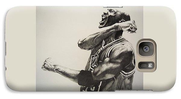 Michael Jordan Galaxy S7 Case