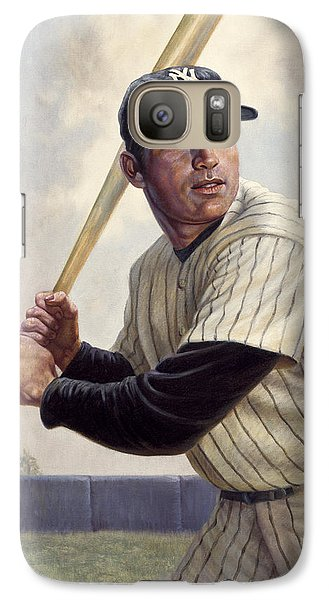 Mickey Mantle Galaxy S7 Case
