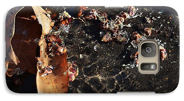 Galaxy Case featuring the photograph Microcosmic by Rhys Arithson