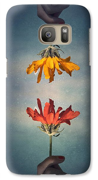 Flowers Galaxy S7 Case - Middle Ground by Tara Turner