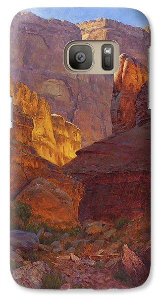 Grand Canyon Galaxy S7 Case - Mile 202 Canyon by Cody DeLong