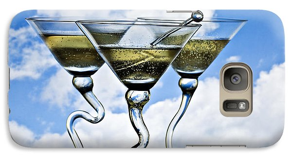 Galaxy Case featuring the photograph Mile High Club by Linda Blair