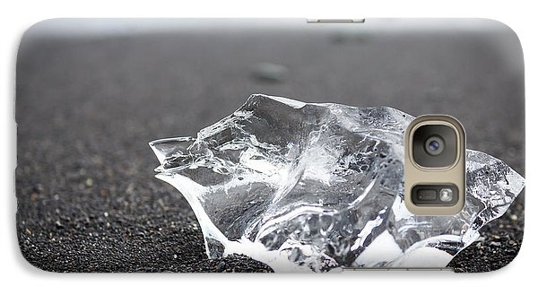 Galaxy Case featuring the photograph Millennium Ice by Peta Thames