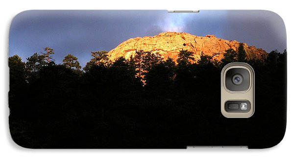 Galaxy Case featuring the photograph Miller Moth Mountain by Craig T Burgwardt