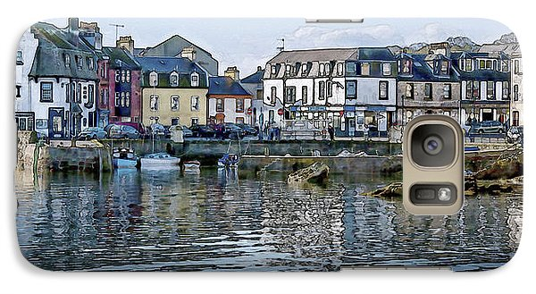 Millport Harbour Galaxy S7 Case