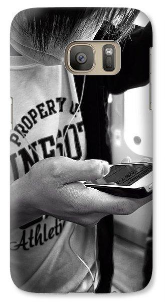 Minesota Kyoto Galaxy S7 Case by Daniel Hagerman