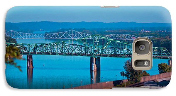 Miniature Bridge Galaxy S7 Case