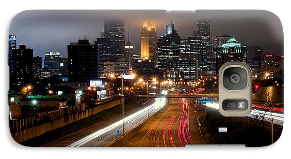 Galaxy Case featuring the photograph Minneapolis Skyline Mn by RC Pics