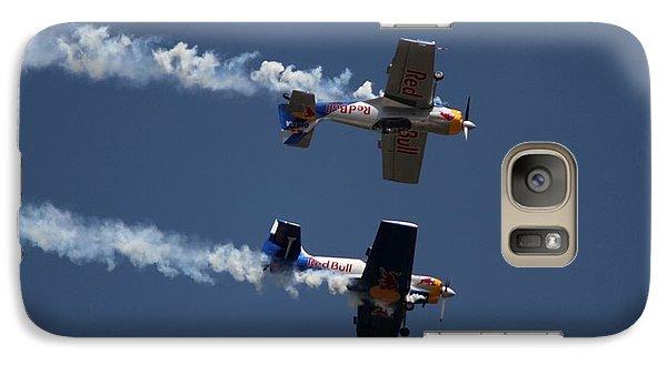 Galaxy Case featuring the photograph Mirror Flight by Ramabhadran Thirupattur