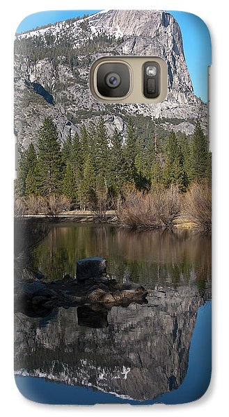 Galaxy Case featuring the photograph Mirror Lake Yosemite by Shane Kelly