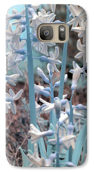 Galaxy Case featuring the photograph Misc. Infrared by Rebecca Parker