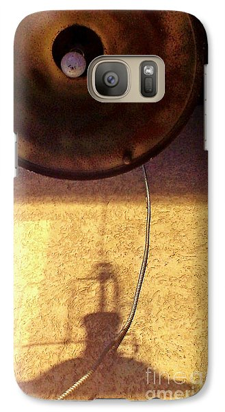 Galaxy Case featuring the photograph Misperception by James Aiken