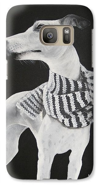 Miss Scarlett Galaxy S7 Case