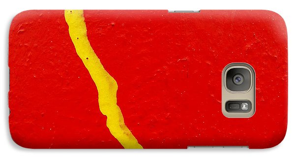 Galaxy Case featuring the photograph Missile Command by CML Brown