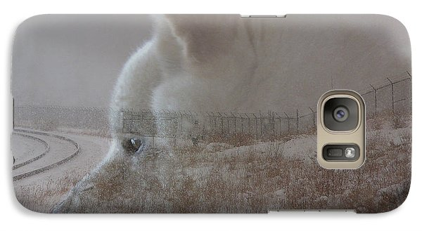 Galaxy Case featuring the digital art Missing You  by Stuart Turnbull