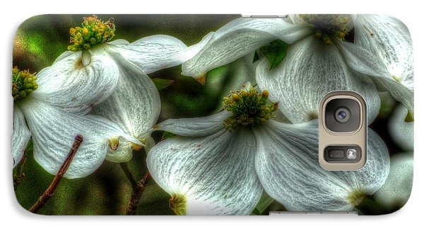Galaxy Case featuring the photograph Mississippi Dogwood by Lanita Williams