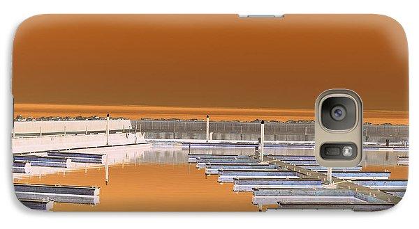 Mocha Dock Galaxy S7 Case