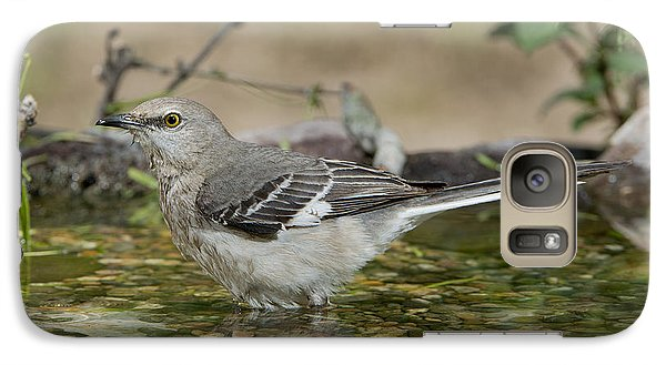 Mockingbird Galaxy S7 Case by Anthony Mercieca