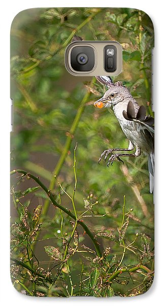 Mockingbird Galaxy S7 Case by Bill Wakeley