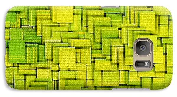 Modern Abstract Xxxiii Galaxy S7 Case
