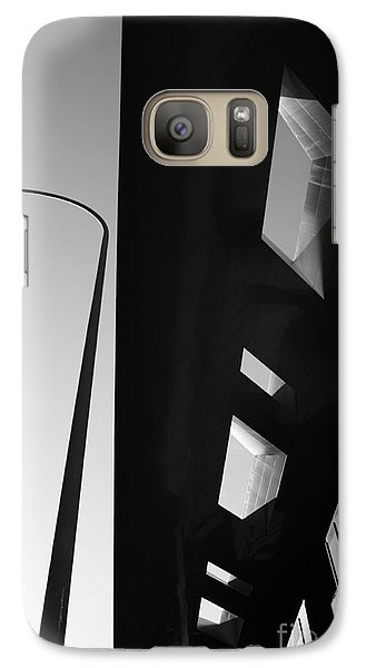 Galaxy Case featuring the photograph Modern Architecture by Craig B