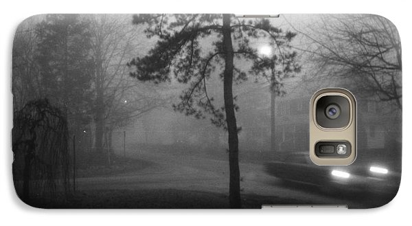 Galaxy Case featuring the photograph Moisture by Steven Macanka