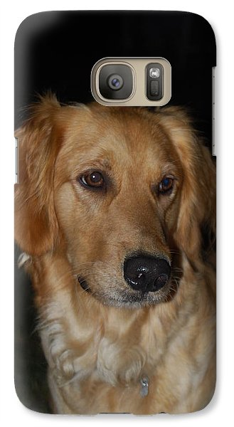 Galaxy Case featuring the photograph Molly by Ramona Whiteaker