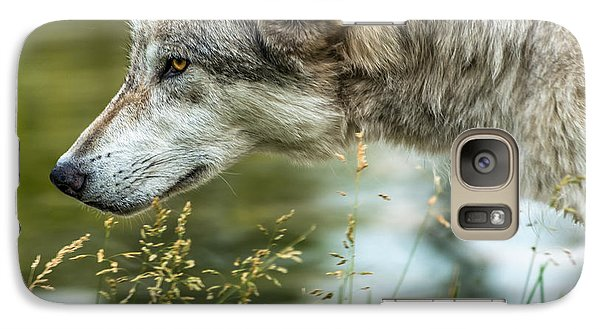 Galaxy Case featuring the photograph Momentum by Yeates Photography