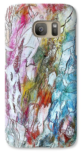 Monet's Garden Galaxy S7 Case