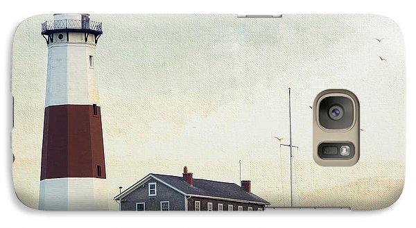 Galaxy Case featuring the photograph Montauk Dusk by Keith Armstrong