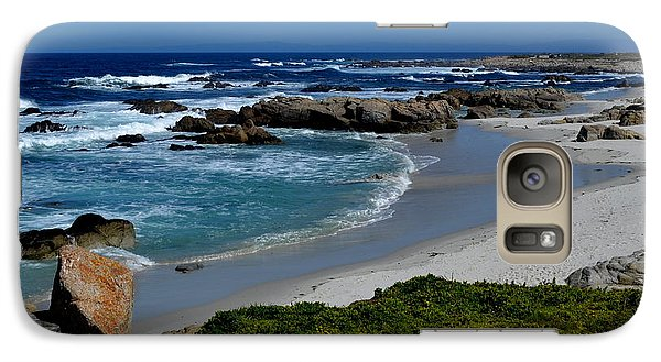 Galaxy Case featuring the photograph Monterey-1 by Dean Ferreira