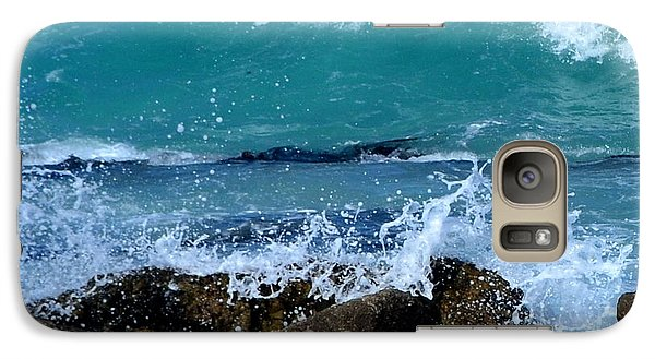 Galaxy Case featuring the photograph Monterey-3 by Dean Ferreira