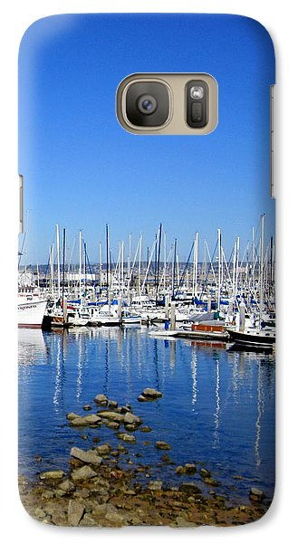 Galaxy Case featuring the photograph Monterey-7 by Dean Ferreira