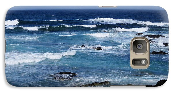 Galaxy Case featuring the photograph Monterey-9 by Dean Ferreira