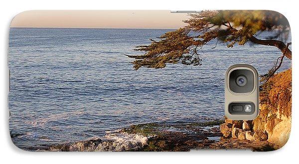 Galaxy Case featuring the photograph Monterey Bay by Garnett  Jaeger