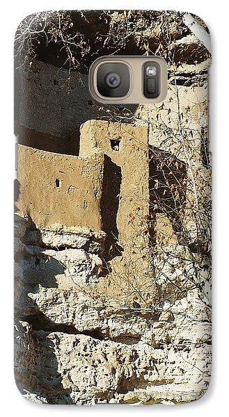 Galaxy Case featuring the photograph Montezuma's Castle by Kerri Mortenson