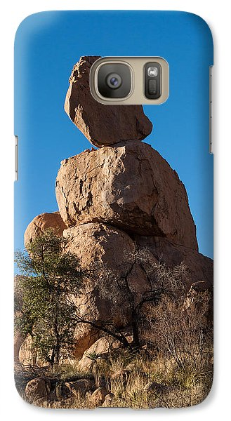 Galaxy Case featuring the photograph Monument by Beverly Parks