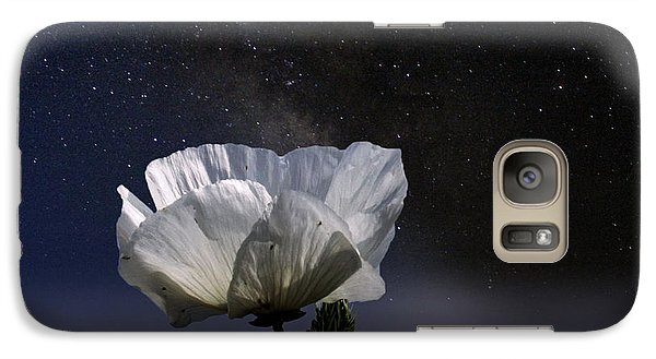 Galaxy Case featuring the photograph Moon Babies by Jeremy Martinson