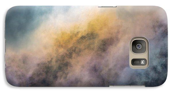 Galaxy Case featuring the photograph Sundog by Dennis Bucklin