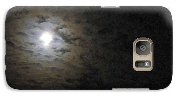 Galaxy Case featuring the photograph Moonlight by Marilyn Wilson